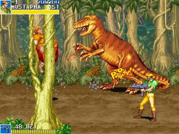 恐龙快打无双版