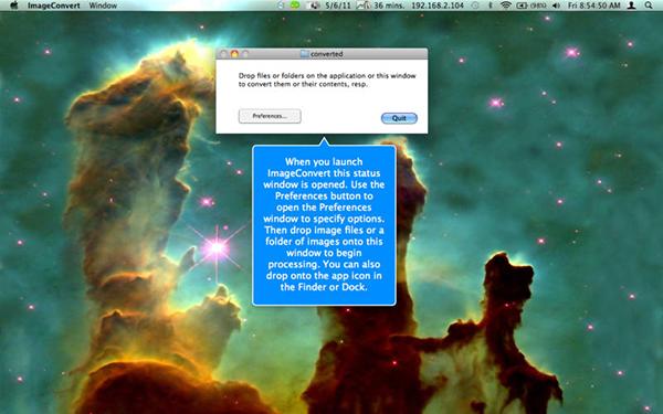 ImageConvert Mac版V1.1.6 官方版