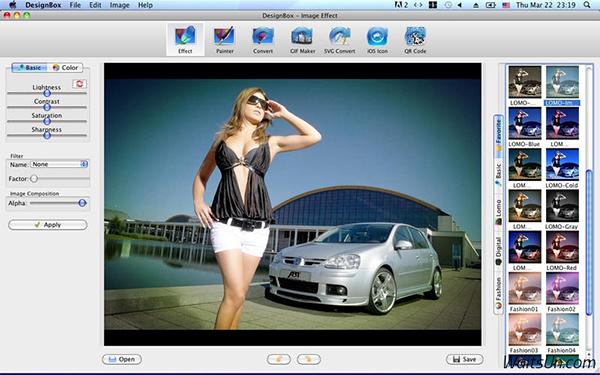 DesignBox Mac版V1.08.31 官方版