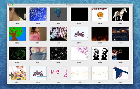 Gif Preview Mac版V1.0 官方版