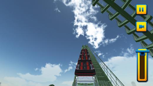 3D过山车模拟器V1.0 安卓版