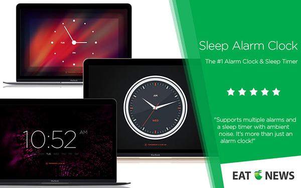 Sleep Alarm Clock Pro Mac版V1.1 官方版