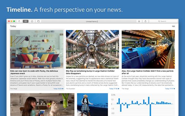 News Explorer Mac版V1.4.4 官方版