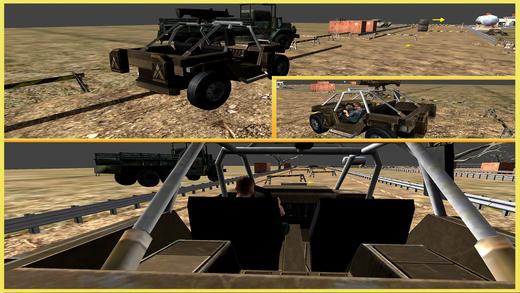 战模拟器吉普车V1.0 安卓版