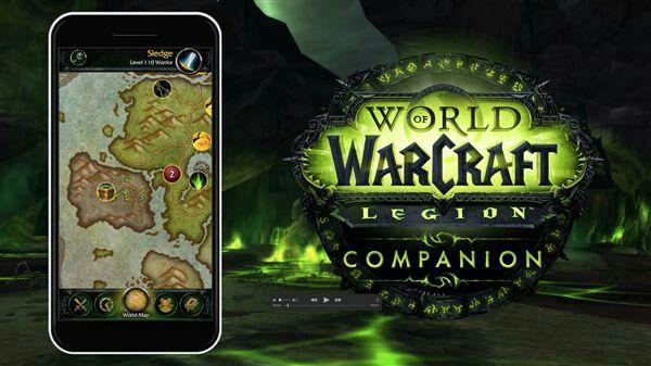 随身魔兽世界V1.1.5 iPhone版