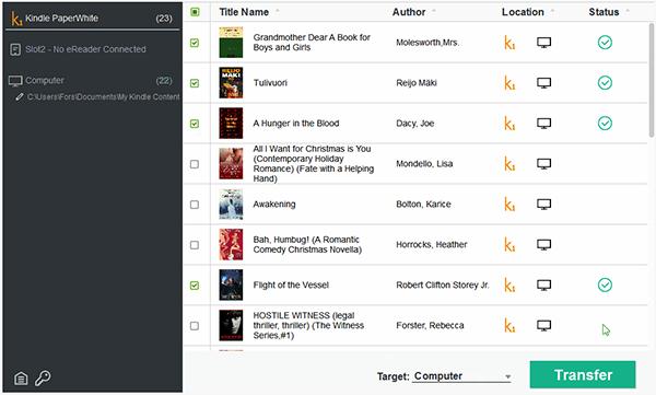 Kindle Transfer Mac版V1.0.0.9 官方版