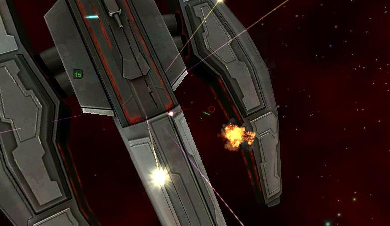 3DVR空间射击游戏V1.0 安卓版