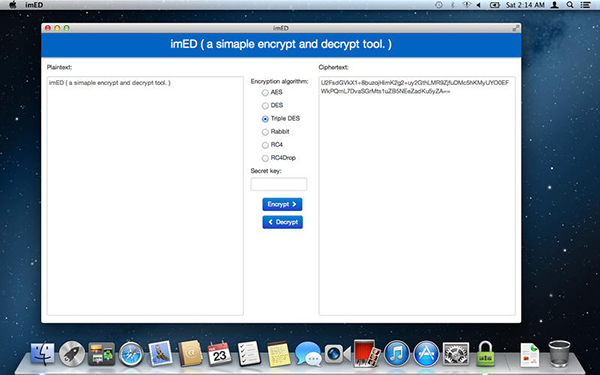 imED Mac版V1.0 官方版