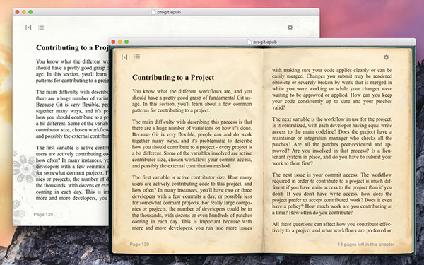 Yet EPUB Reader Mac版V1.3.4 官方版