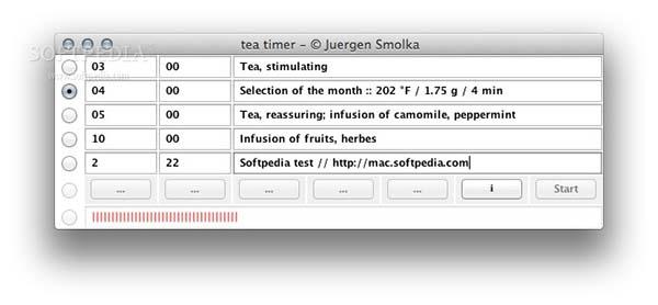 Tea Timer NG Mac版V4.1.54b 官方版