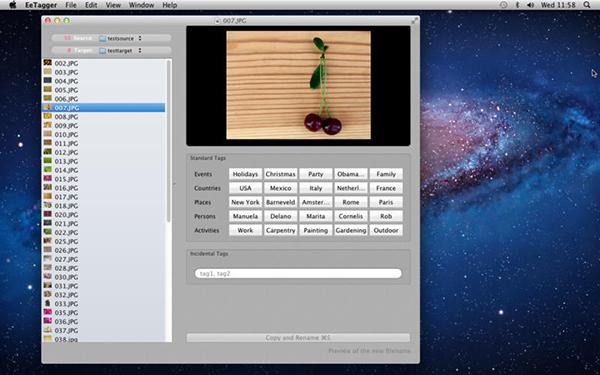 EeTagger Mac版V2.2 官方版