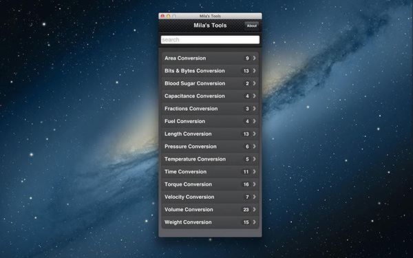 Milas Tools Mac版V1.11.2 官方版