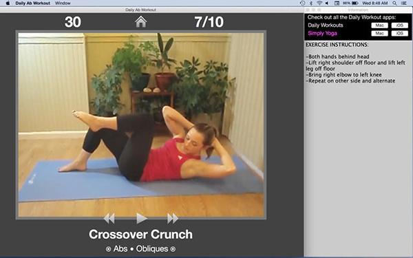 Daily Ab Workout Mac版V3.01 官方版