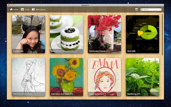 NoteSpirit Mac版V1.1.2 官方版