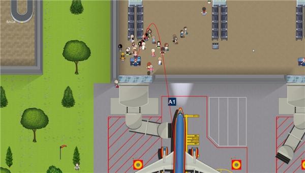 airport是一款经营模拟类游戏