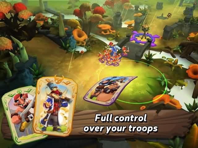《法盾奇兵》是一款画风比较复古可爱的闯关游戏。游戏画面比较可爱,游戏比较小清新,Q版的造型玩起了比较轻松,是一款非常简单耐玩的益智游戏哦!喜欢这类游戏的玩家快来52z下载体验吧~~