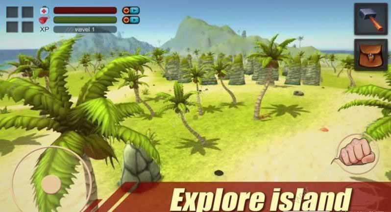3d荒岛生存模拟vival simulator