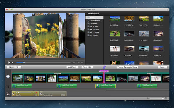 Photo Video Pro for macV 1.0 官方版