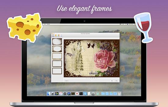 French Style Image Mac版V1.0 官方版