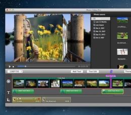 Photo Video Pro for mac V 1.0 官方版