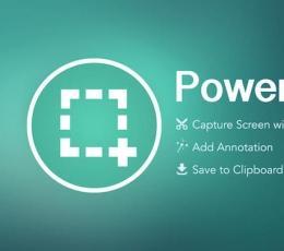 Powershot Mac版 V1.5 官方版