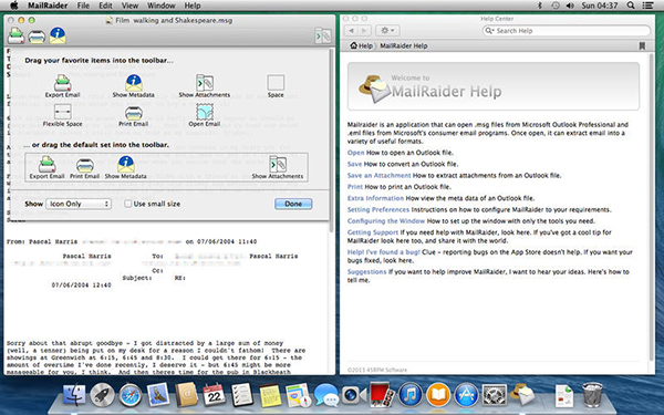 MailRaider for MacV3.02 MAC版
