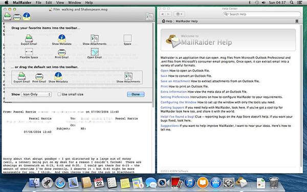 MailRaider for MacV3.02 MAC版