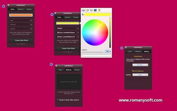 ColorPicker2 Mac版V4.16 mac版