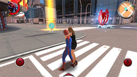 超凡蜘蛛侠2V1.2.7 无限金币版