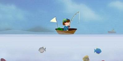 休闲钓鱼:三百多年前,世界闻名的钓鱼大师爱扎克.沃你顿曾预言:钓鱼将成为全世界人民广泛喜爱的活动。今天,垂钓已经风靡世界。如果周末没有时间出去,只能在家呆着,不如来玩一盘好玩的钓鱼游戏吧。
