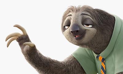 2017-05-22 树懒表情包 疯狂动物城电影火了,最火的角色除了豹警官