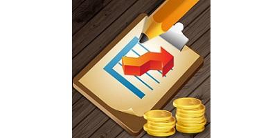 记账本是指使用一定的规则和方式记录经济业务的载体。包括单位使用的会计账簿、账册等。记账本,你贴心的理财管家!记账本,快速记录收支,资金流向一目了然,是一款功能强大、优雅简约的个人资产管理工具!