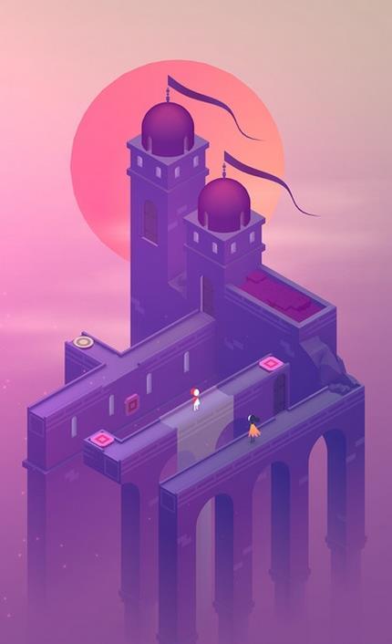 纪念碑谷2天空之城V1.0 安卓版
