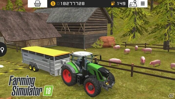 模拟农场18电脑版