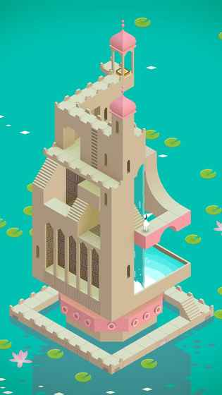 纪念碑谷3艾达的梦V1.0 安卓版