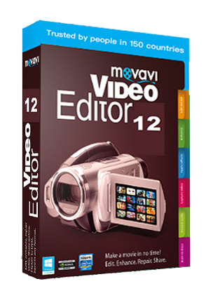 Movavi Video Editor Win 个人版个人版