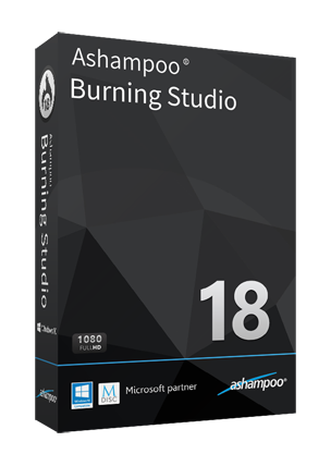 Ashampoo Burning Studio 18V18.0.1 标准版