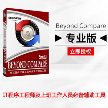 Beyond Compare 4 Linux 专业版V4.1.3 专业版