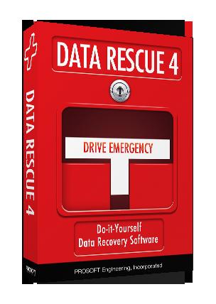 Data Rescue Mac 标准版V4.3.1 标准版