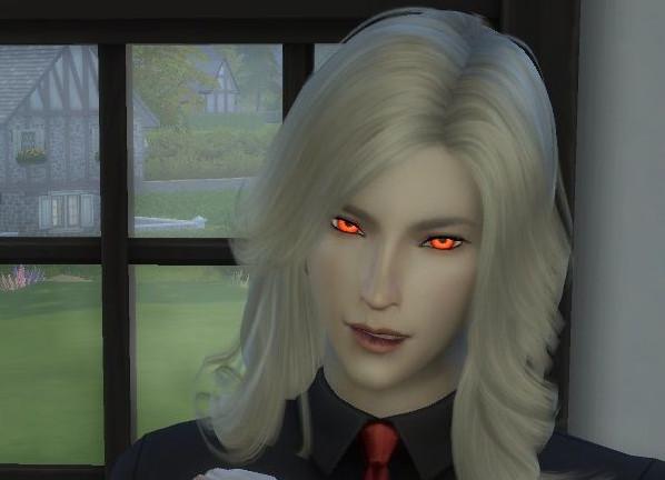 模拟人生4吸血鬼贵族男MOD免费版