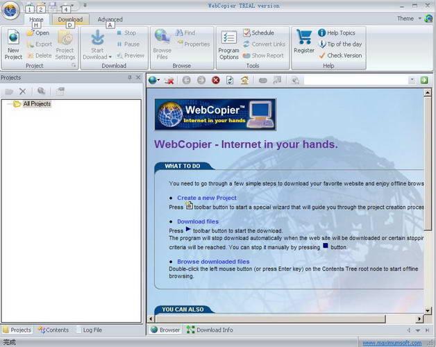 WebCopierV6.1 官方版