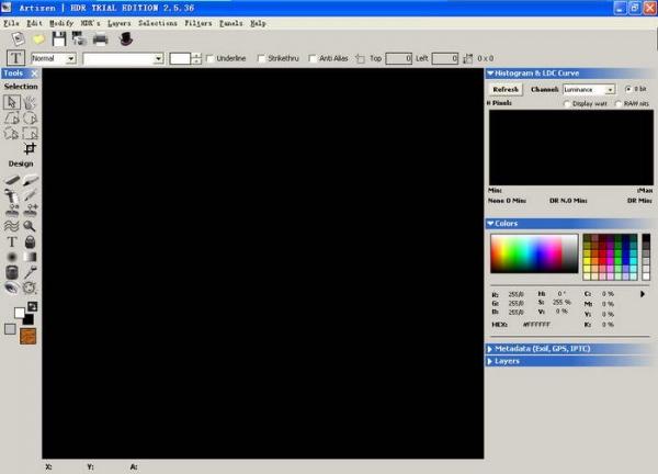 图像处理工具(artizen hdr)V2.9.7 电脑版