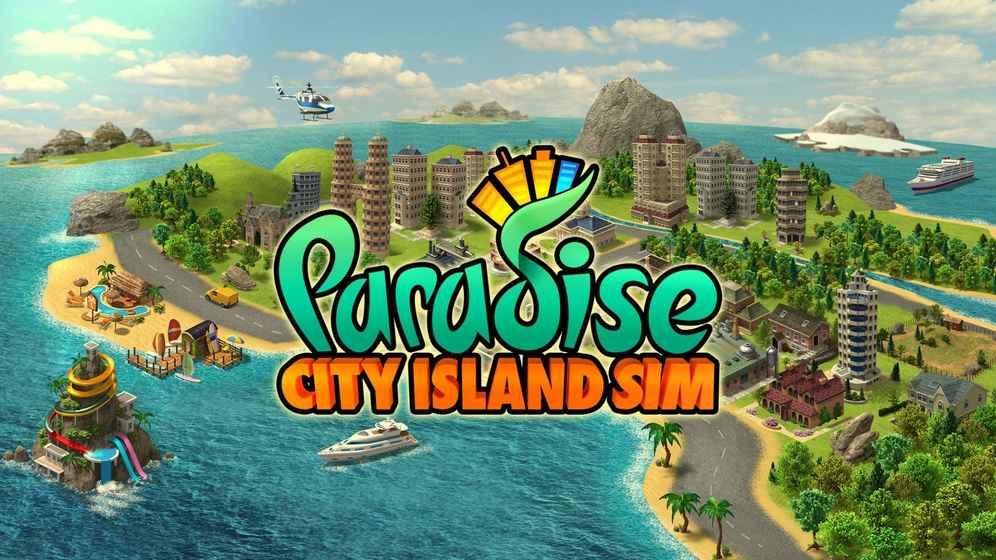 模拟天堂城市岛屿 v1.4.5 安卓版 图片预览