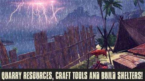 荒岛生存模拟器2 v1.2 中文版 图片预览