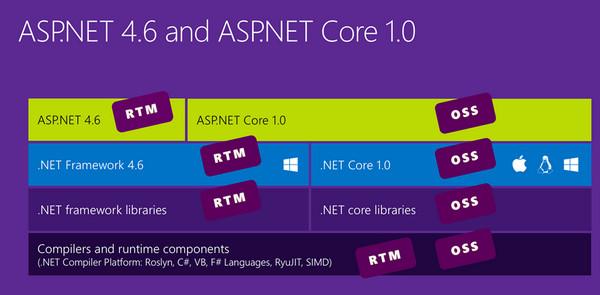 Microsoft .NET CoreV1.0.5 电脑版