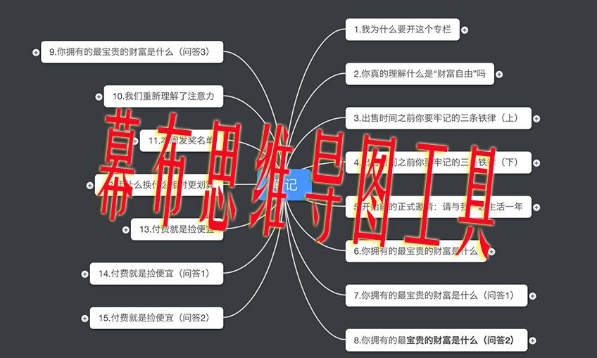 幕布软件是一个在线思维笔记软件,采用结构清晰的方式来记录笔记,让笔记更有条理,支持在线预览,有需要的用户快来下载试试!软件介绍幕布通过树形结构来组织内容,让笔记更有条理性。写好笔记,并学会整理,内容将更加清晰深刻,方便的分享,放大笔记的价值。52z幕布思维导图工具合集为你提供下载