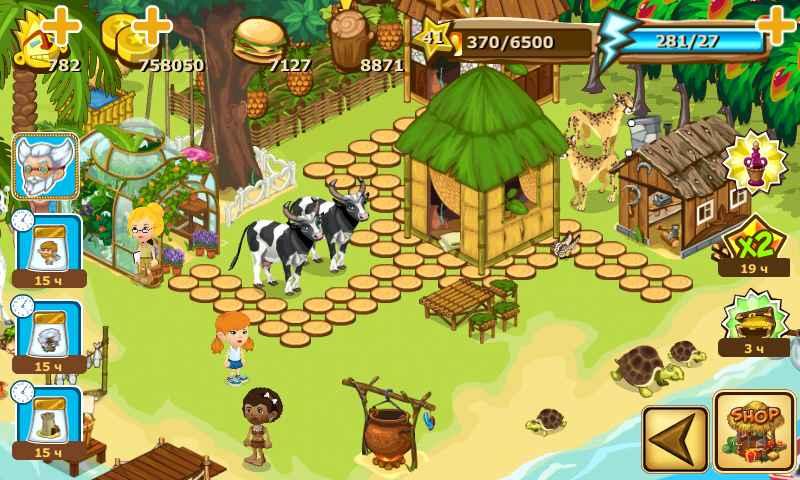 罗宾逊的荒岛手机版下载|罗宾逊的荒岛游戏安卓版v1.