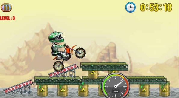 极限越野摩托车V1.0 安卓版