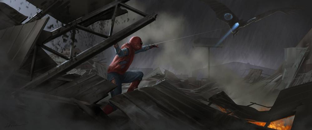蜘蛛侠英雄归来高清正版在线观看