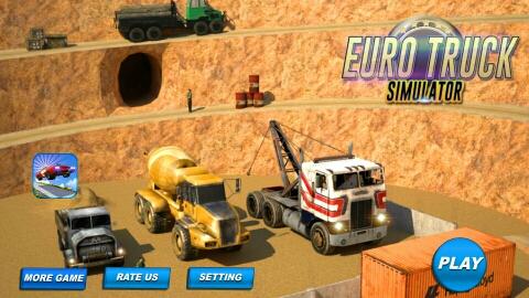 欧洲卡车模拟2017V1.11 安卓版